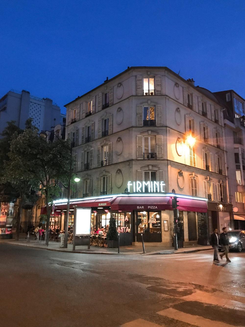 Firmine Restaurant