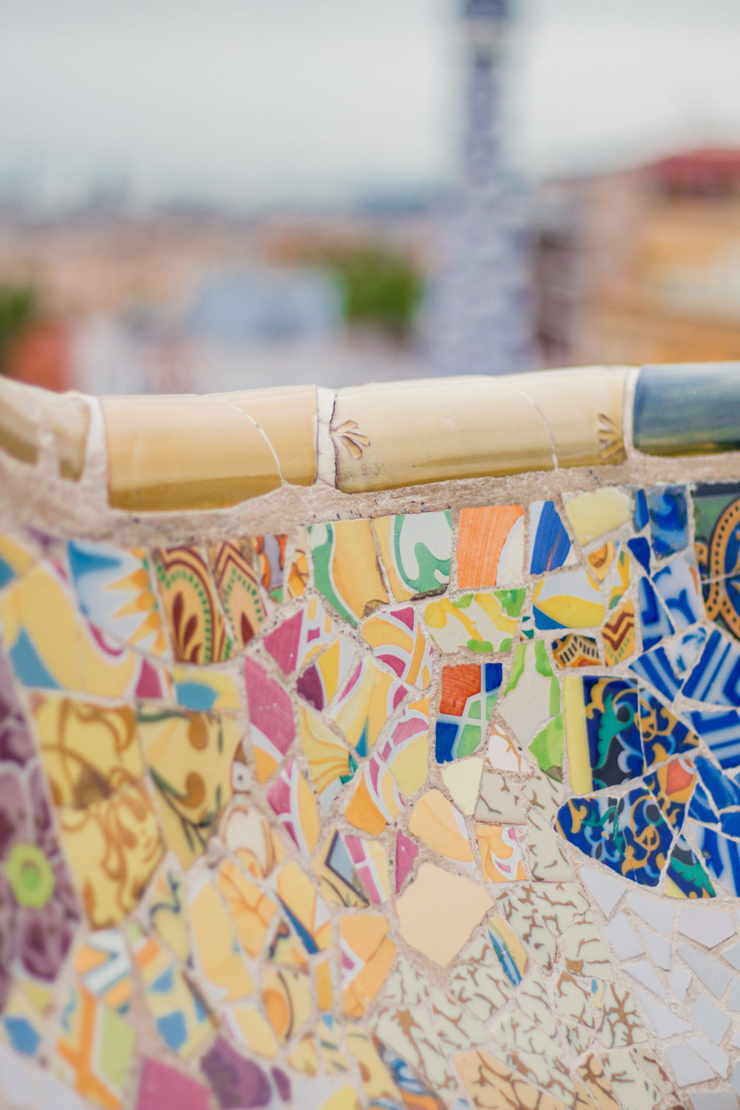 Quick Barcelona Travel Itinerary | What to See & Where to Eat | Park Guell
