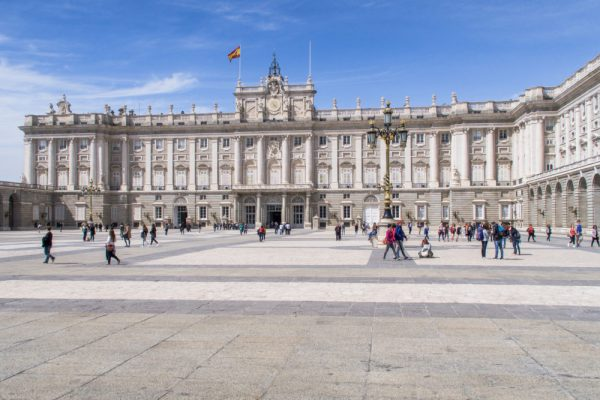 Palacio Real Espana