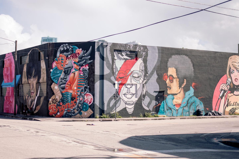 Wynwood Wall Miami Street Art