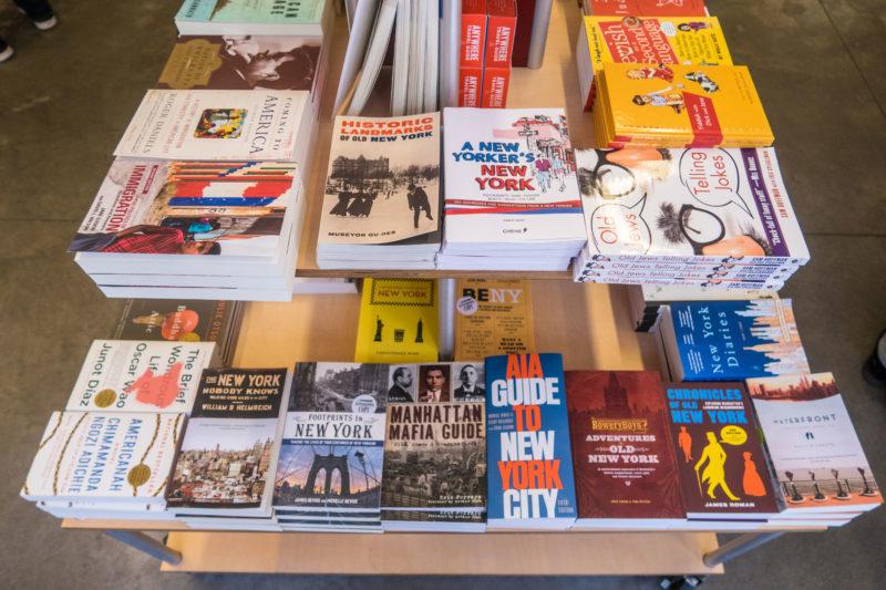 Tenement Museum Gift Shop