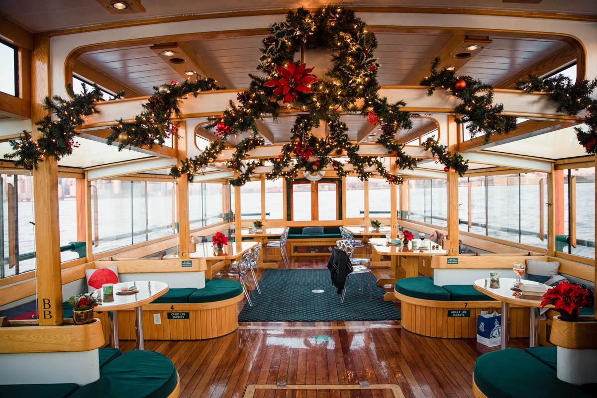 Holiday Boat Cruise NYC