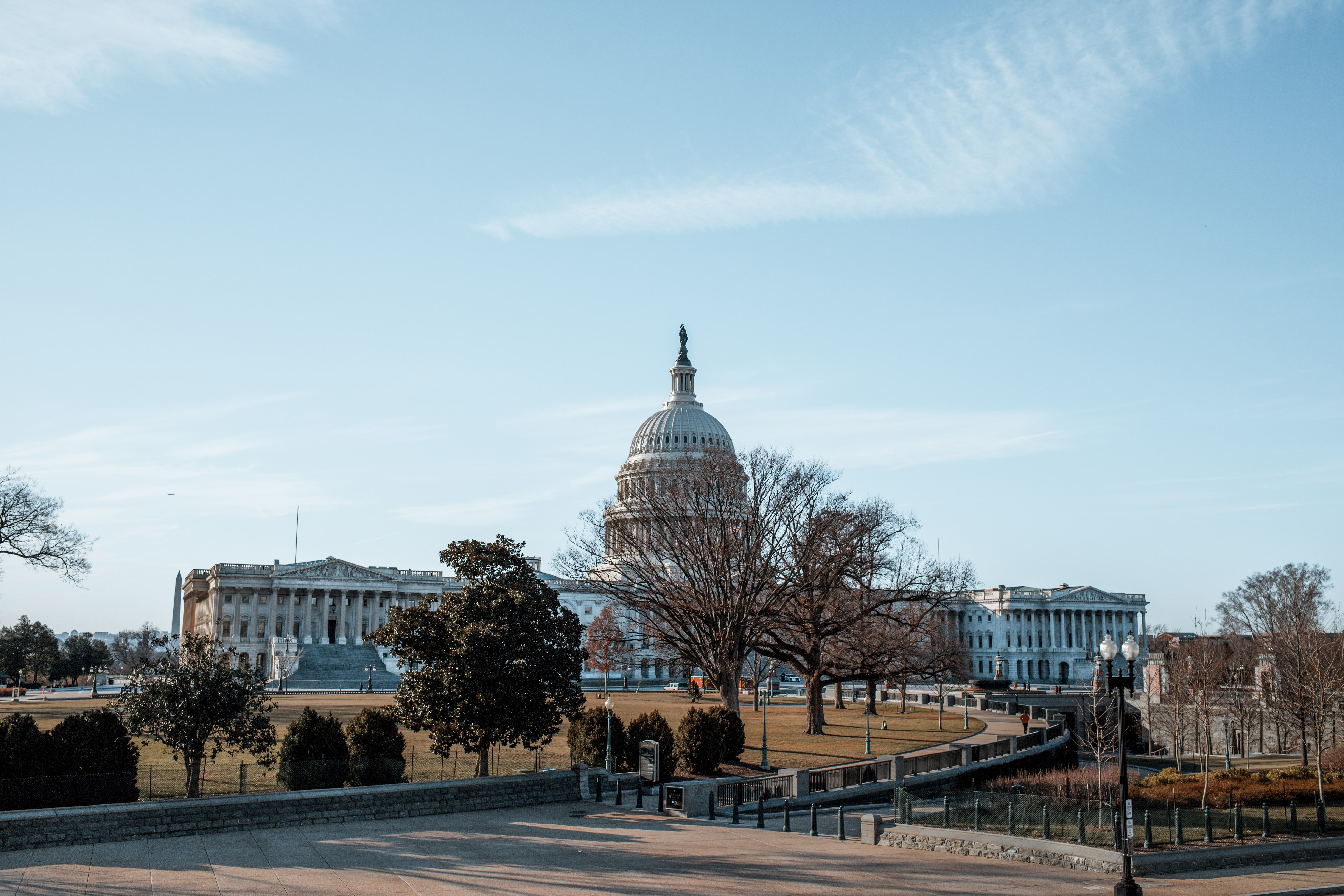 Two Days In Washington DC
