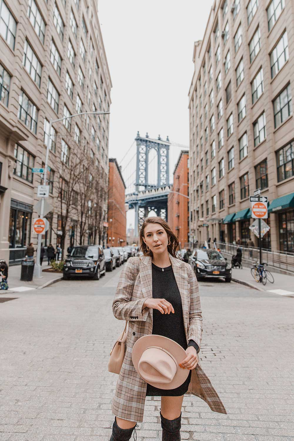 The 10 Best Instagram Spots in NYC | New York City photography locations Brooklyn