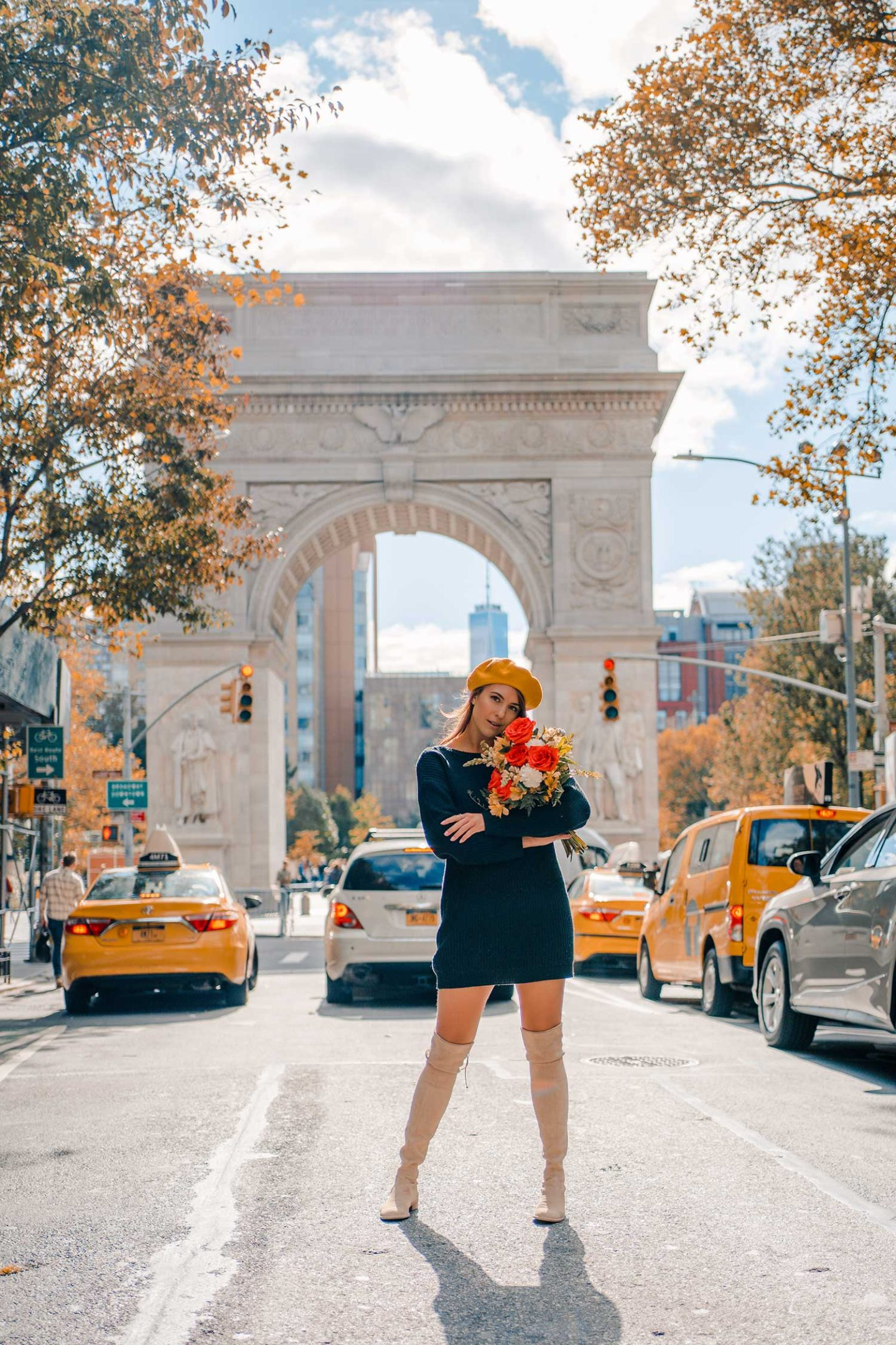 The 10 Best Instagram Spots in NYC | New York City photography ideas