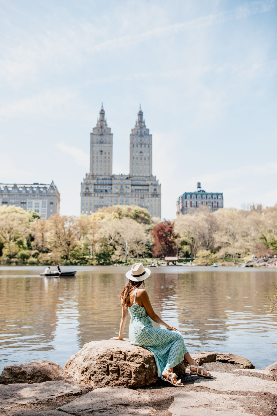 nyc instagram spots: central park nyc