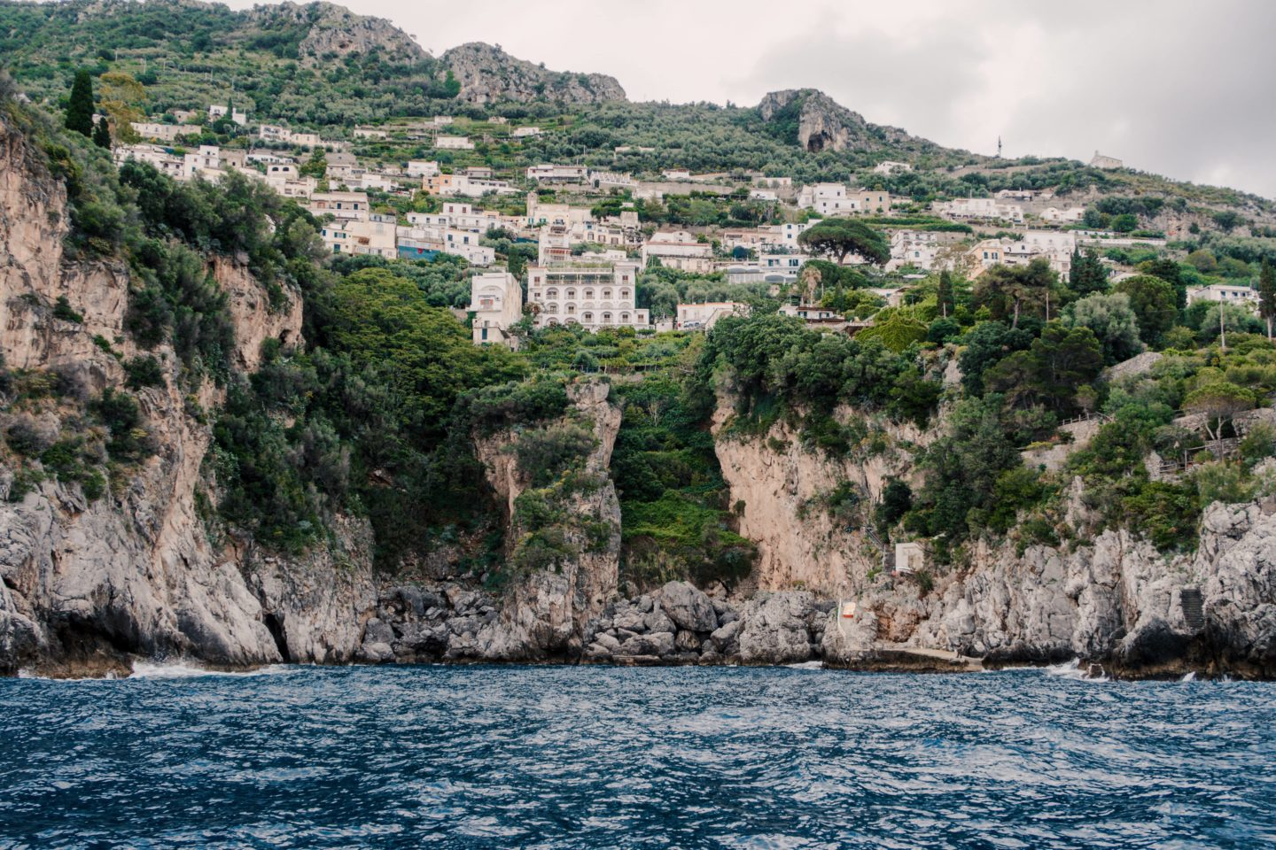 Unforgettable Experience Sailing Along the Amalfi Coast Italy | Positano Summer Travel Day Trip Blue Star Positano