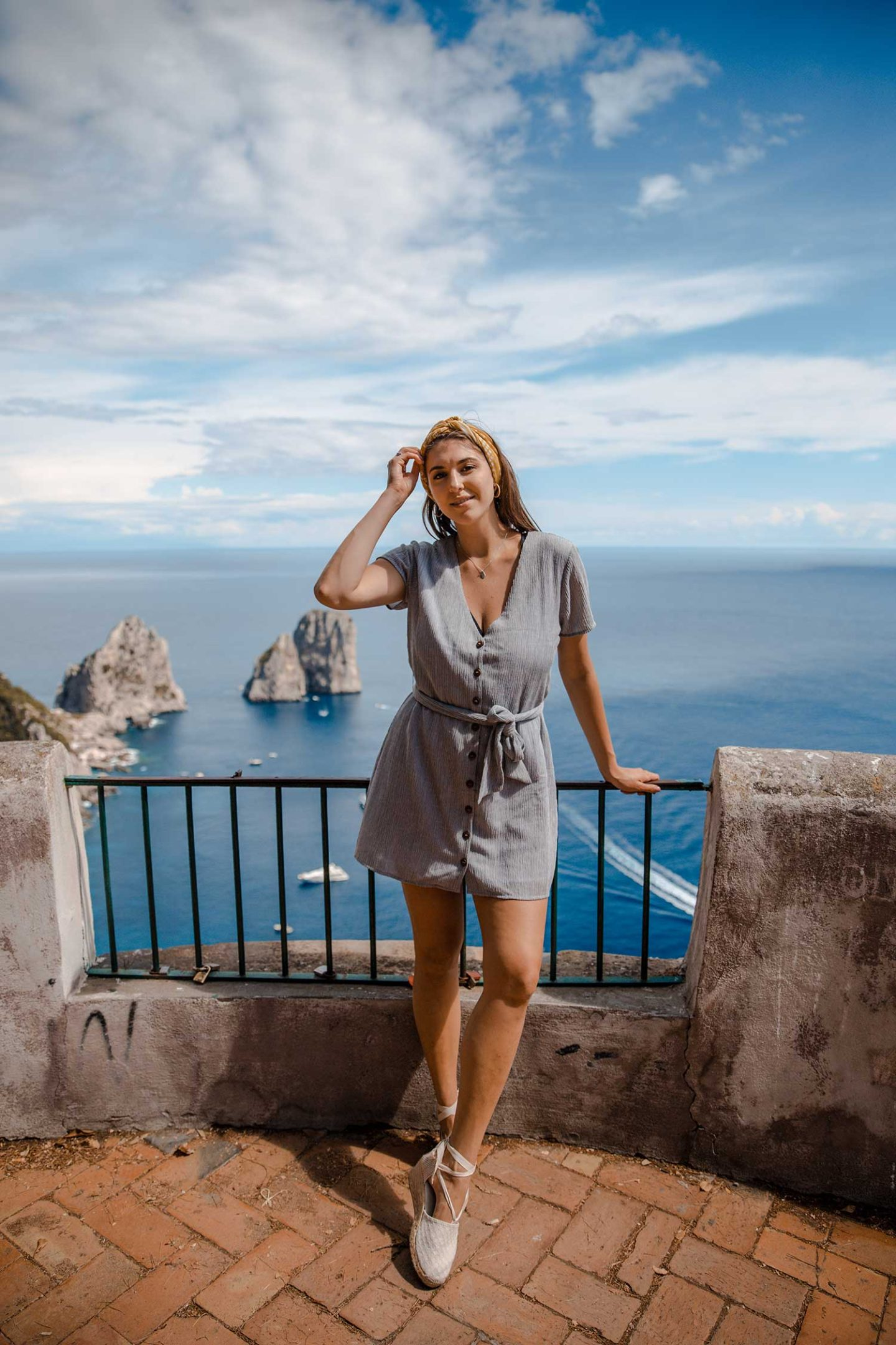 Day Trip To Capri Italy | Top Things You Shouldn't Miss Dana Berez Travel Guide