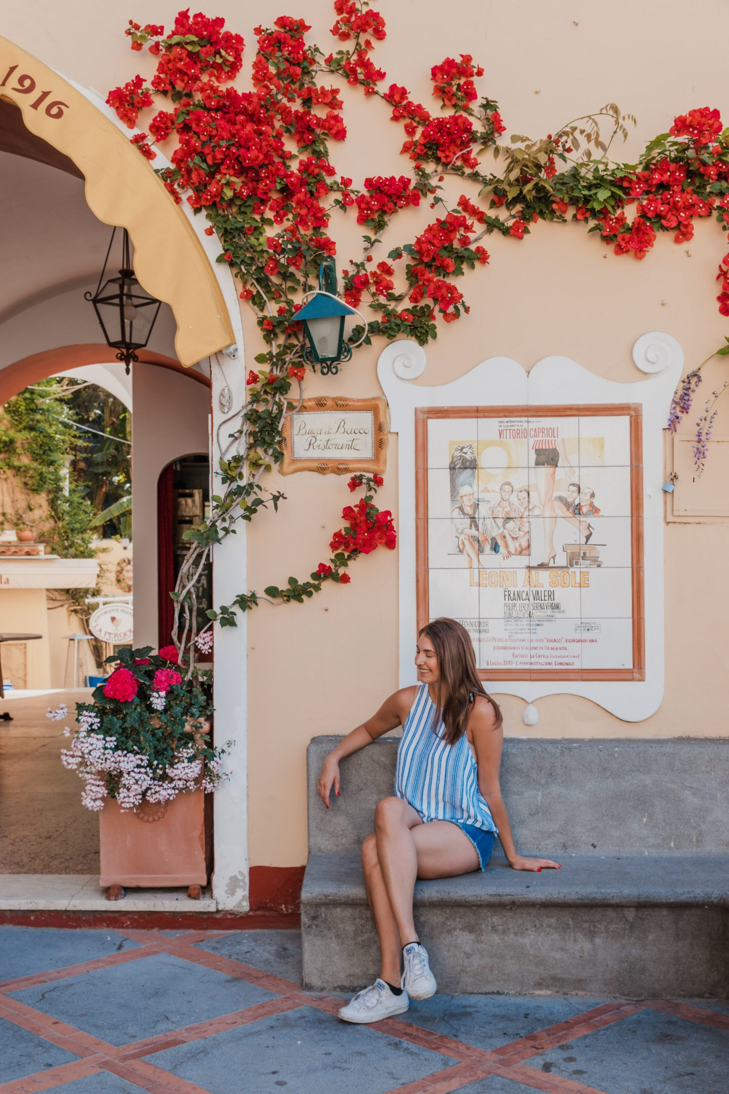 The Best Positano Instagram Shots | 12 Beautiful Shots You Can't Miss: Buca di Bacco
