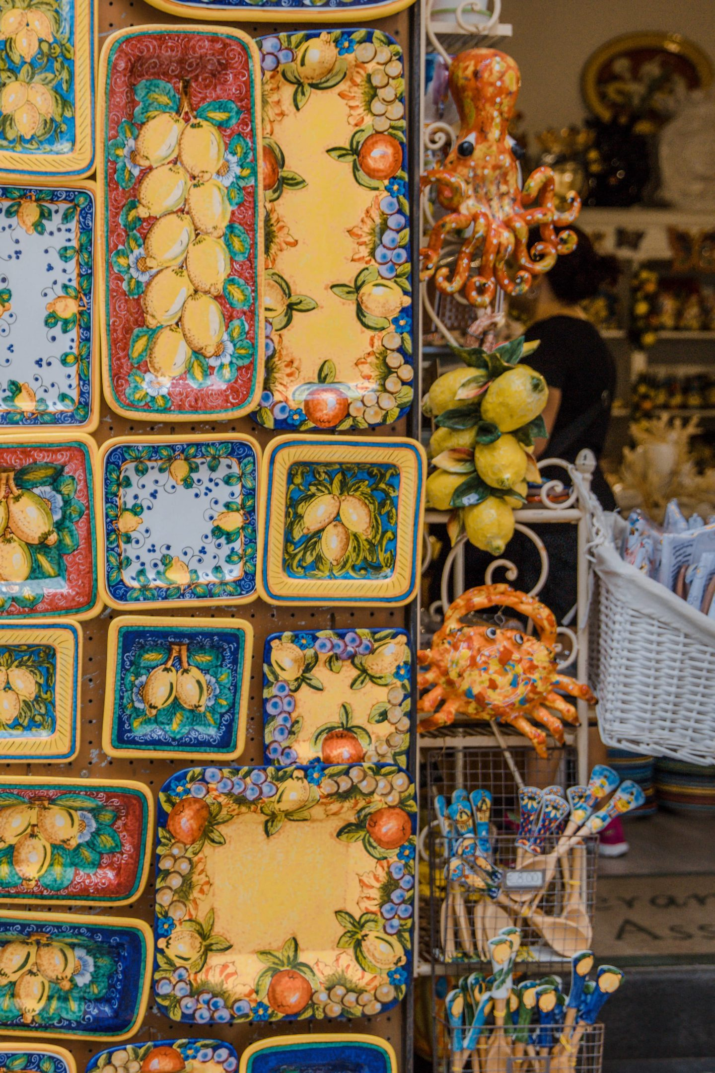 The Only Positano Travel Guide You Need | Top Positano Travel Tips: Shopping