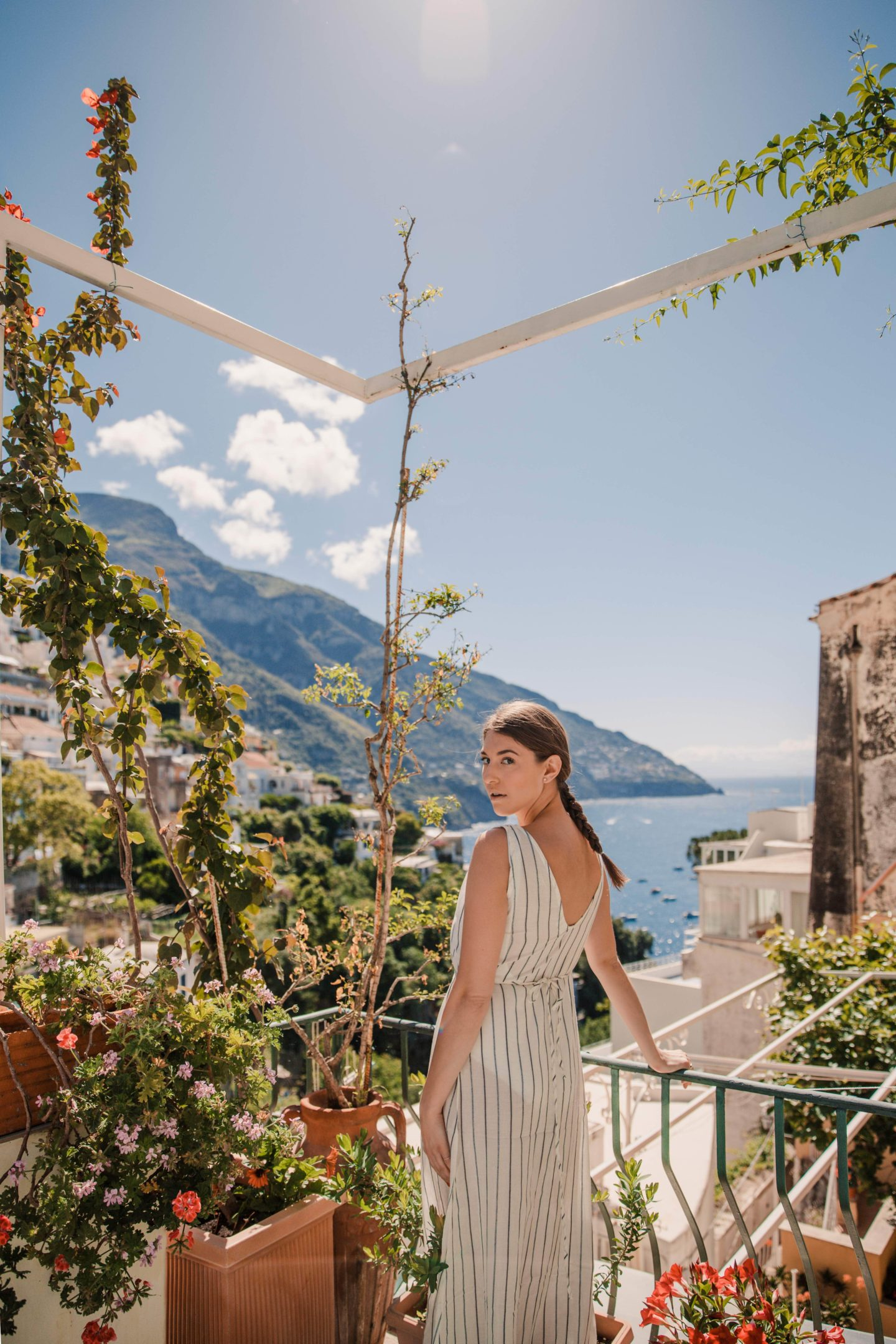 Ultimate 4 Day Positano Italy Travel Itinerary | What to See & Where to Eat: Venus Bed & Breakfast Positano