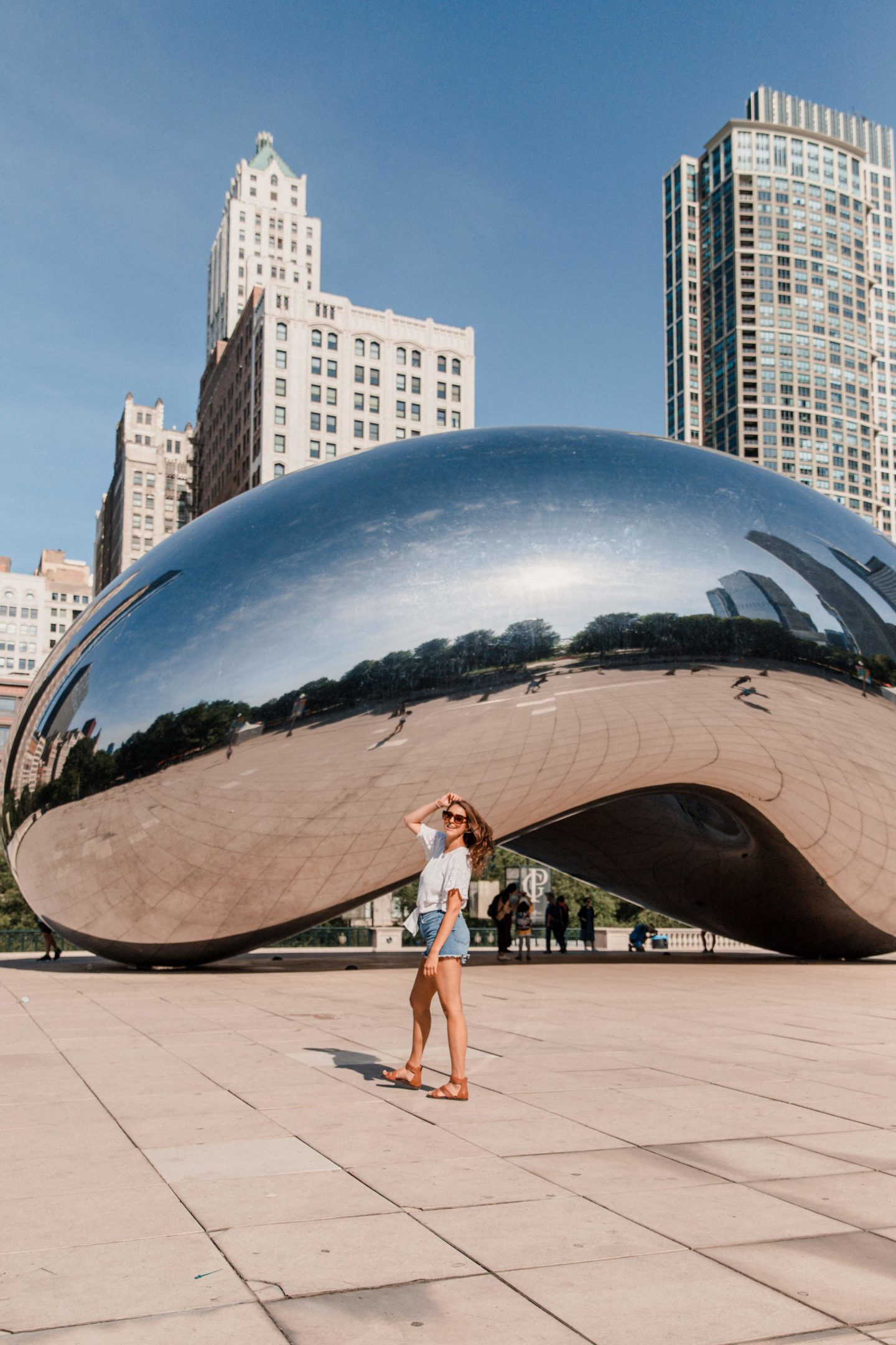 Chicago Travel Guide | What to Do: The Bean in Millennium Park