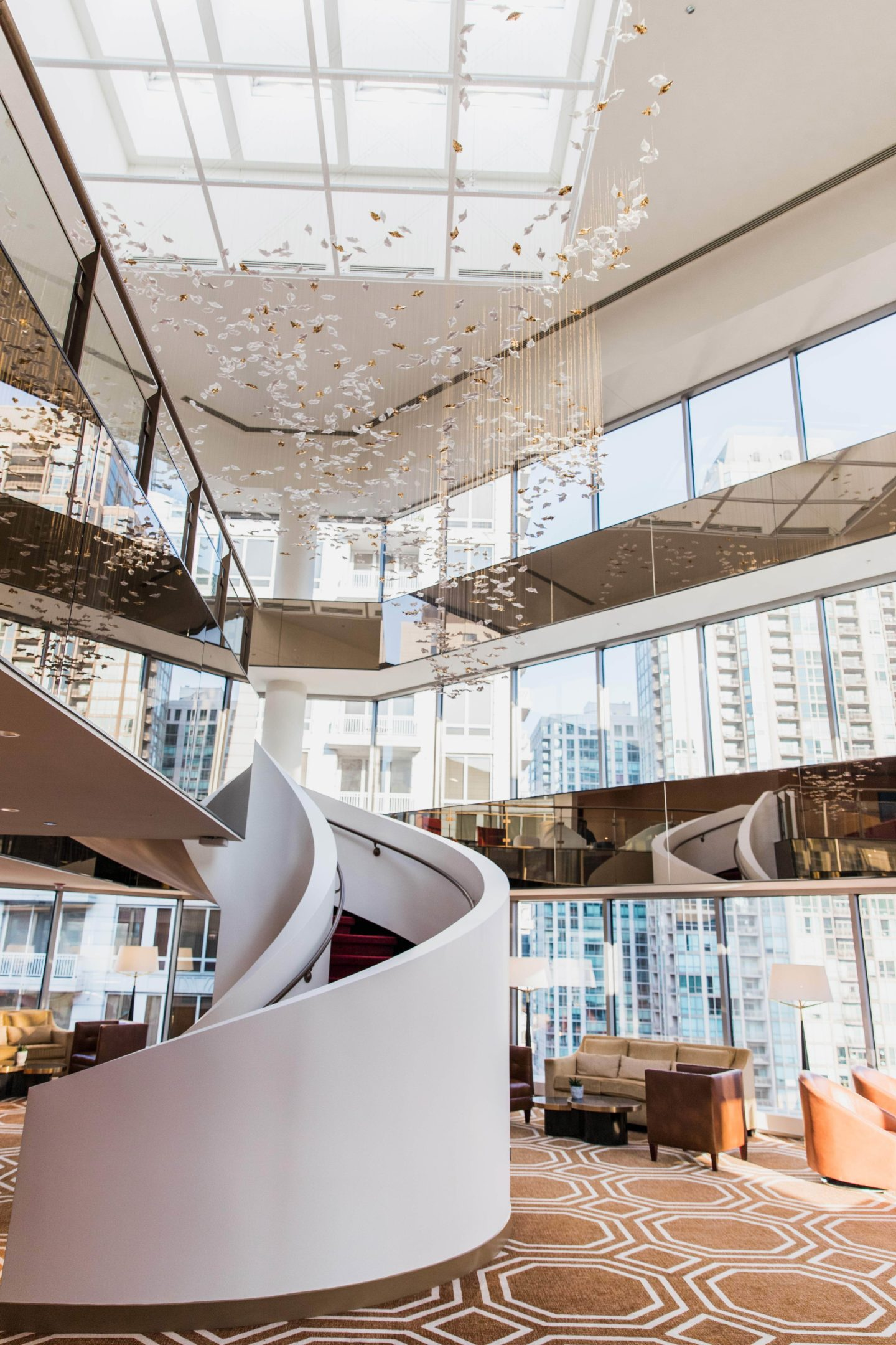 Conrad Chicago | Chicago Travel Guide: Where to Stay, What to do, Where to Eat and Drink in Chicago
