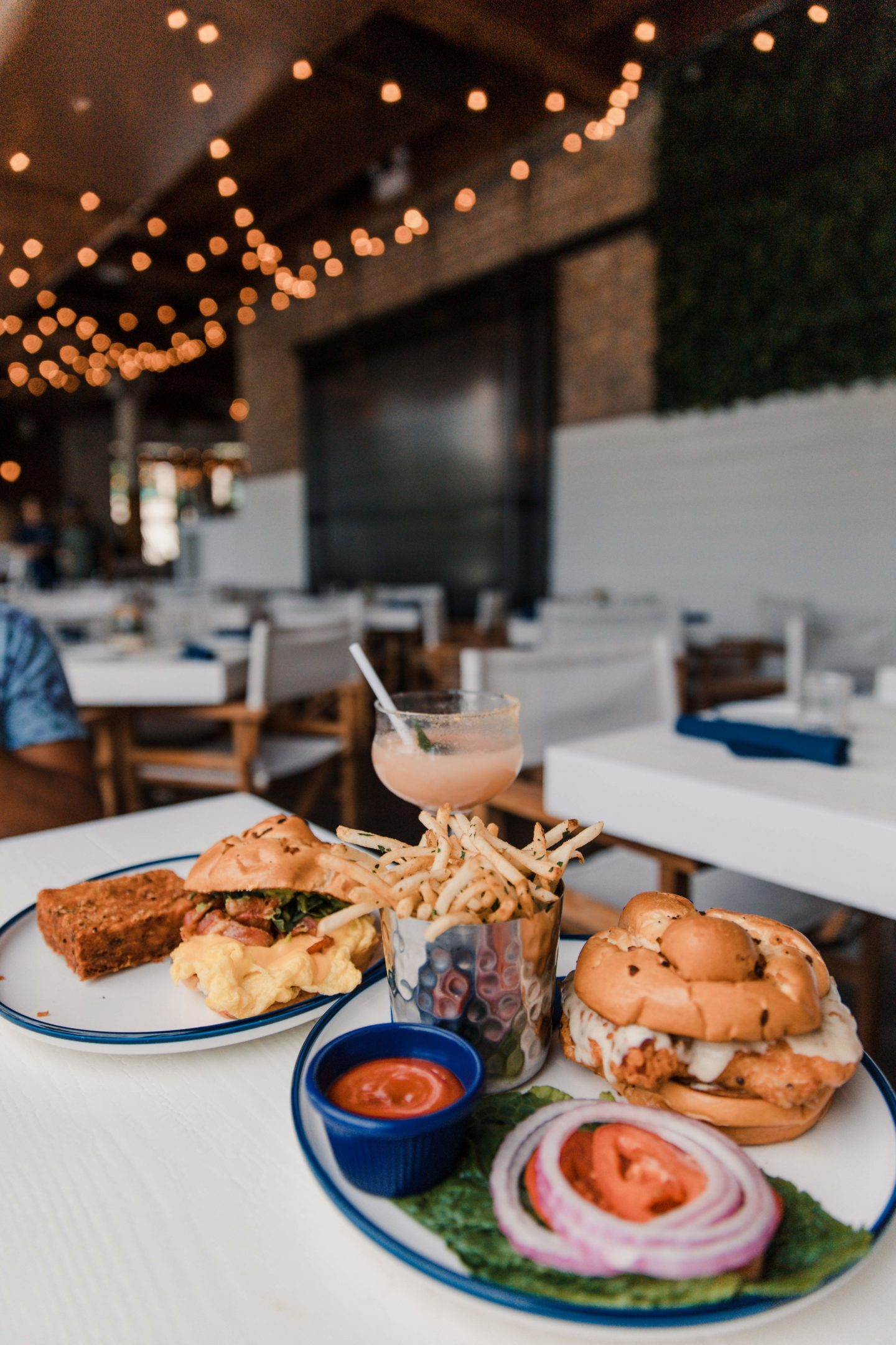 Chicago Travel Guide | Where to eat: The Hampton Social Rose All Day