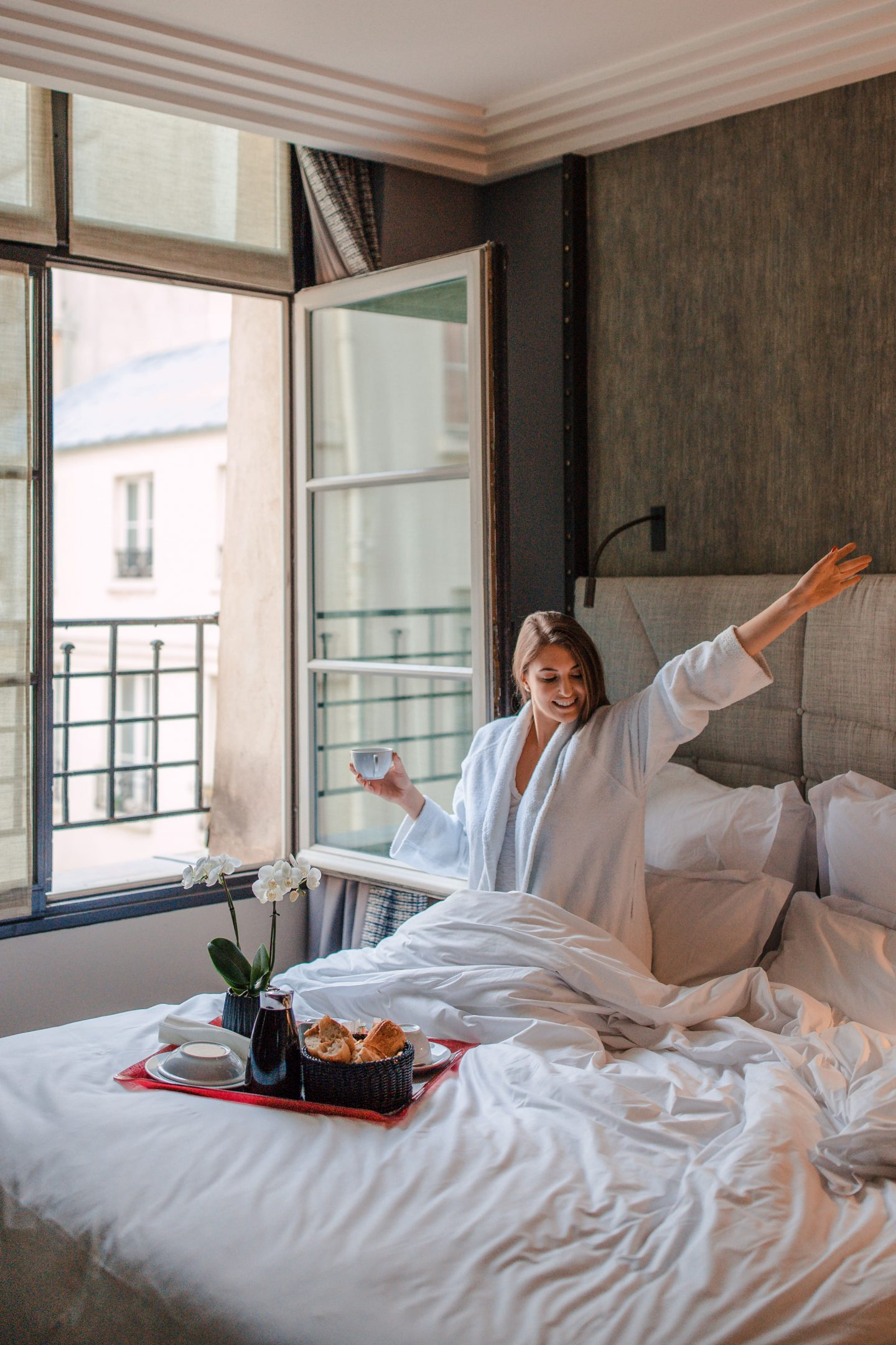 Staying at Hotel Therese Paris | 4 Star Hotel- Where to stay in Paris