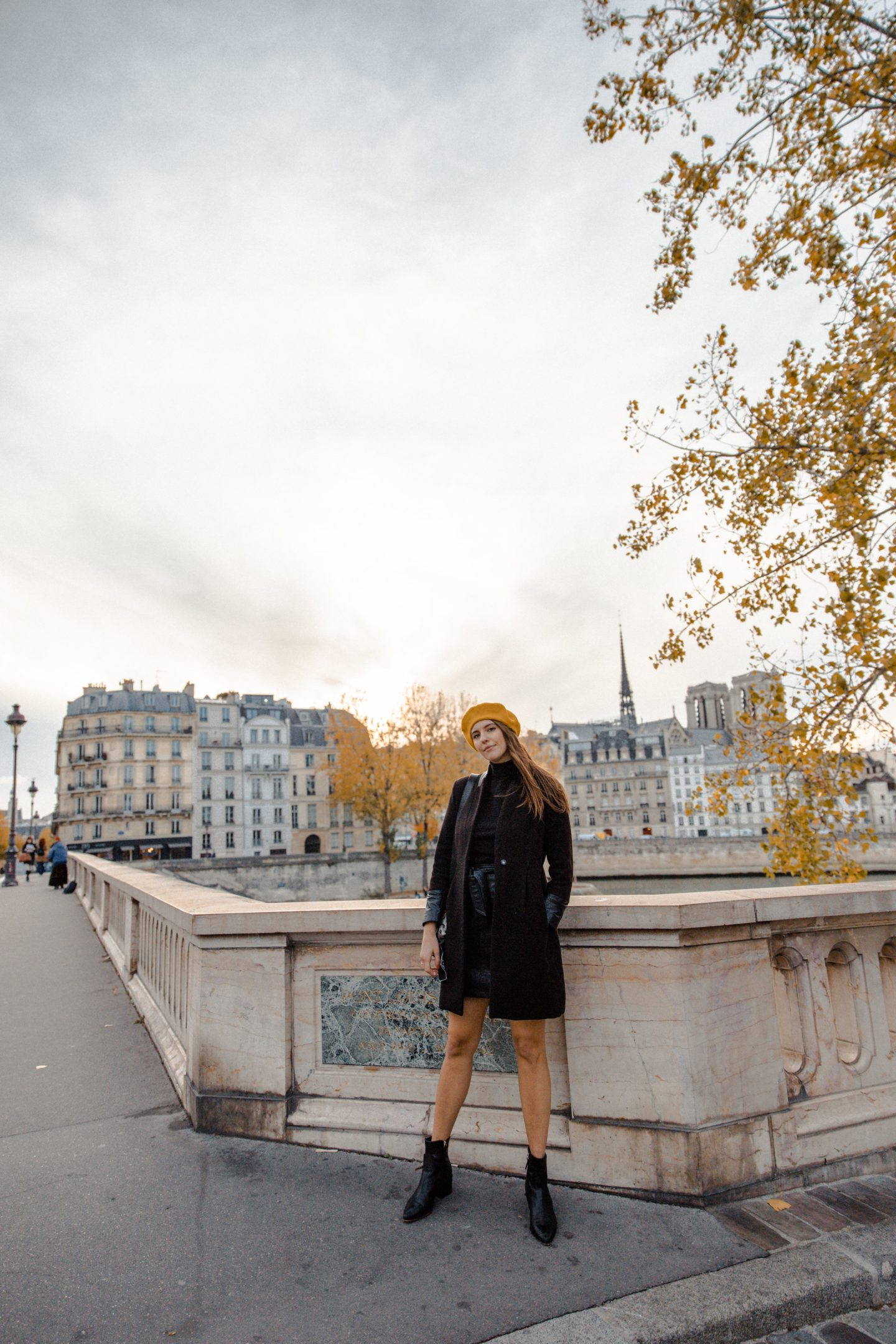 The Best Paris Instagram Spots | 15 Parisian Shots You Can't Miss: Seine River Paris Dana Berez
