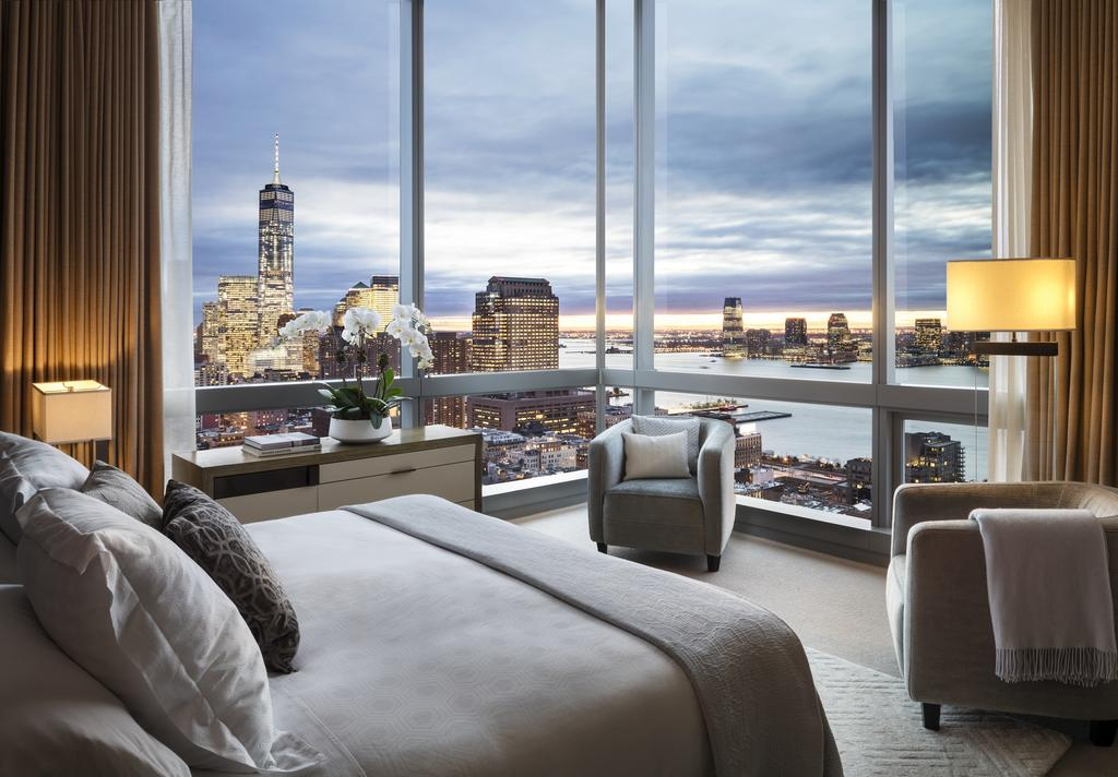 Where to Stay in NYC. Chic Hotels in NYC with a View: The Dominick | Dana Berez NYC Hotel Guide