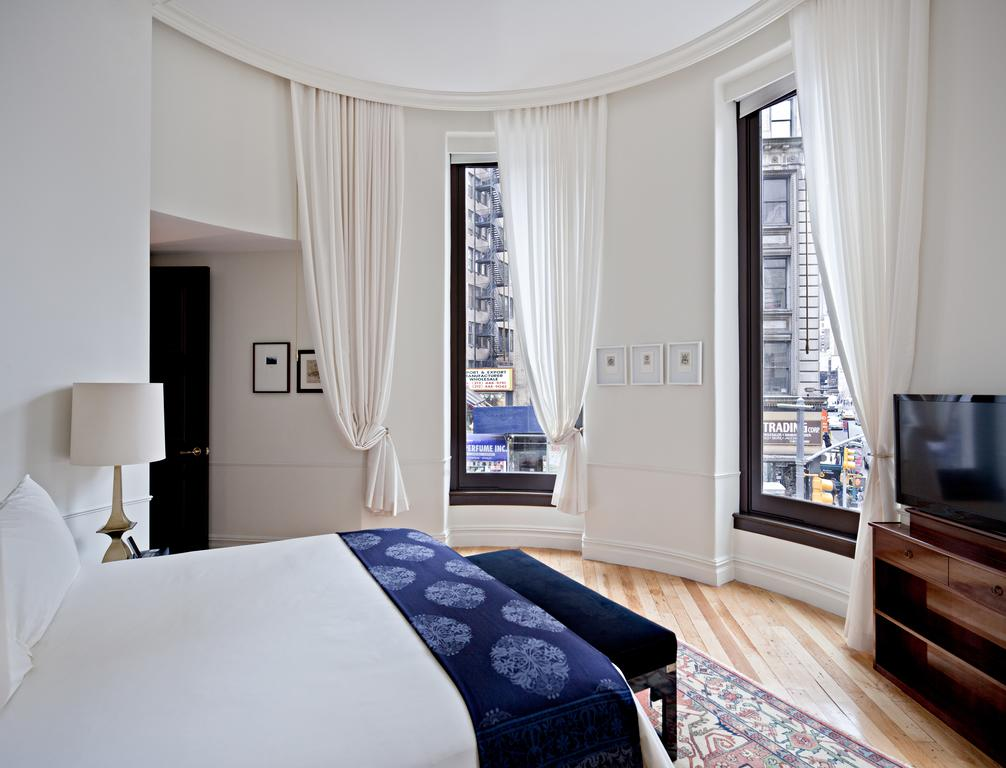 Where to Stay in NYC. Chic Hotels in NYC with a View: Nomad Hotel | Dana Berez NYC Hotel Guide
