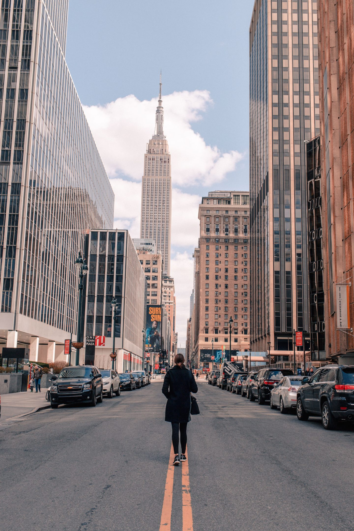 Photo Spots of the Empire State Building in NYC Instagram Approved | Dana Berez NYC Photography Ideas NYC Instagram Spots