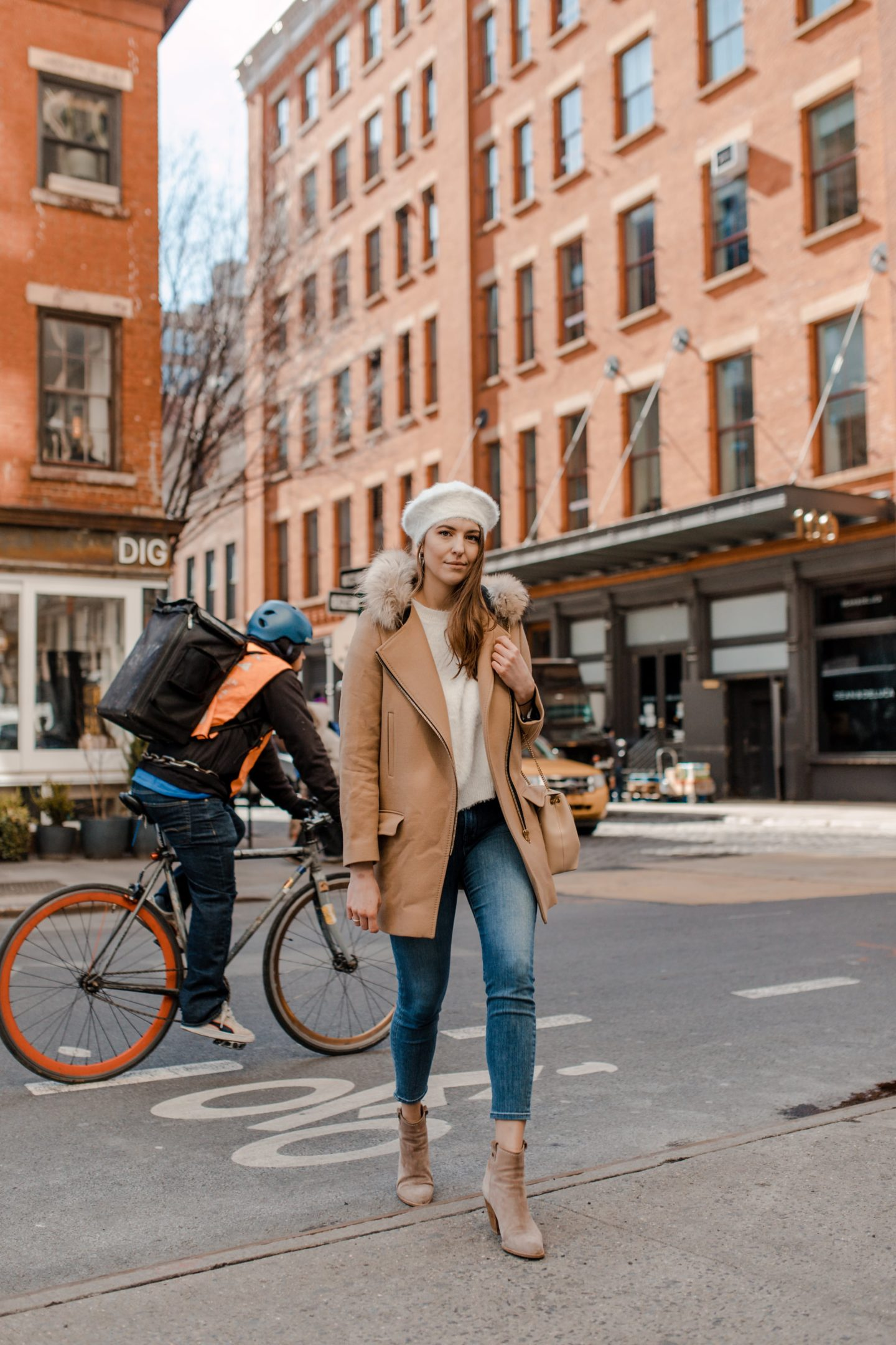 What to Pack for a Trip to NYC   Ultimate NYC Packing List by Season   NYC street style outfits Dana Berez Packing List