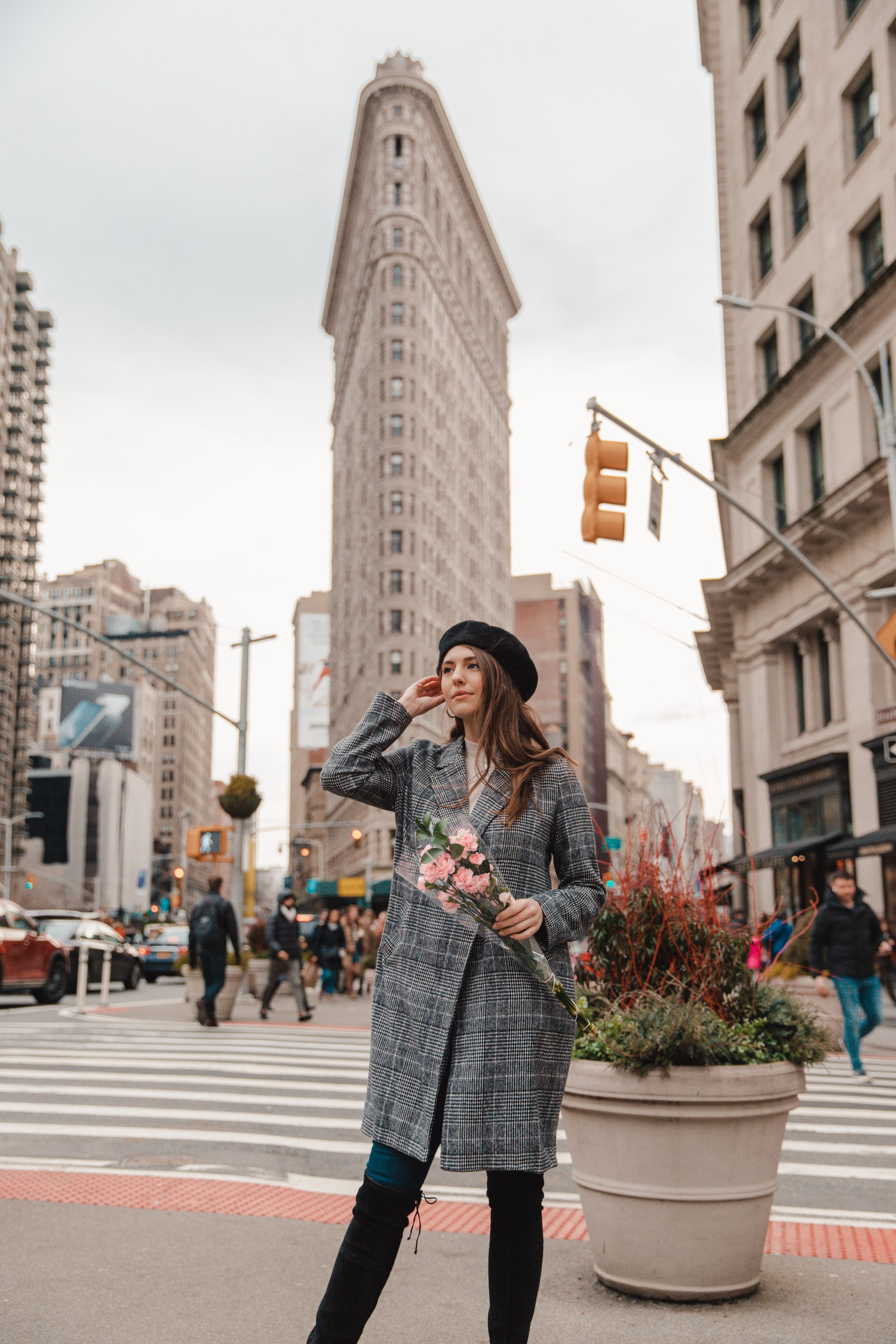 What to Pack for a Trip to NYC | Ultimate NYC Packing List by Season | NYC street style outfits Dana Berez Packing List