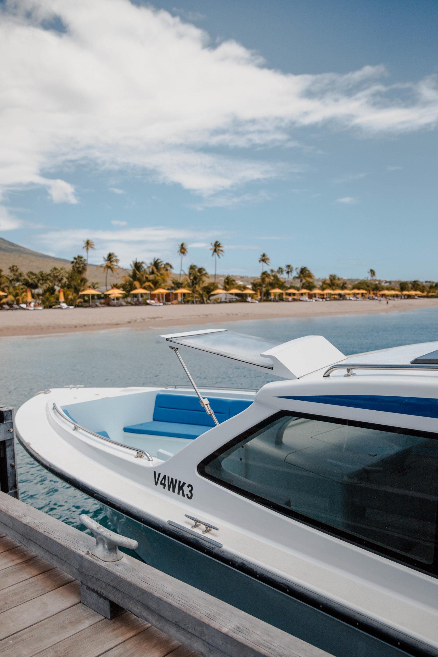 Four Seasons Nevis Ferry