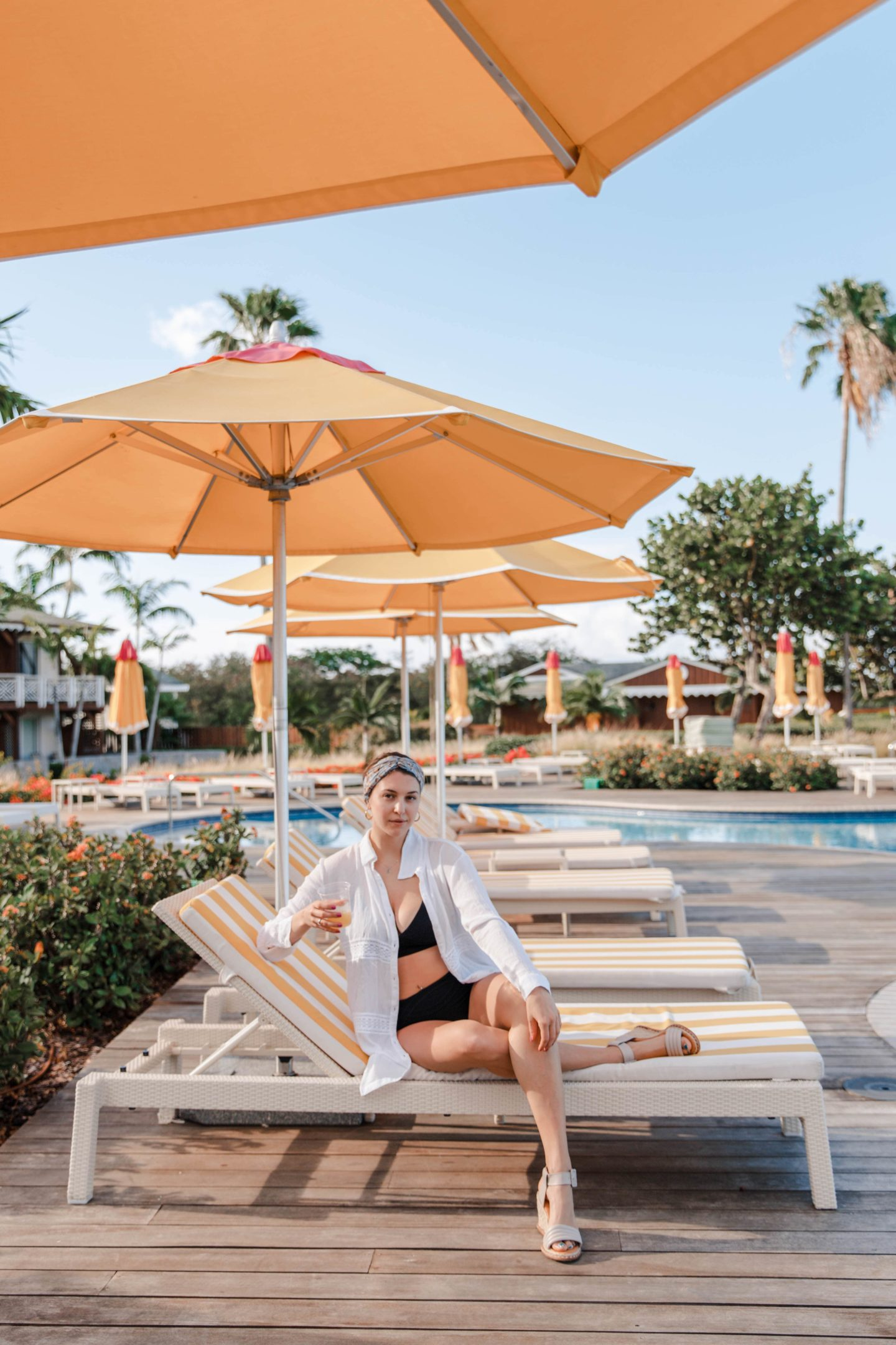 What to Pack for a Caribbean Vacation: Andre Assous Espadrilles   Dana Berez Vacation Packing Guide