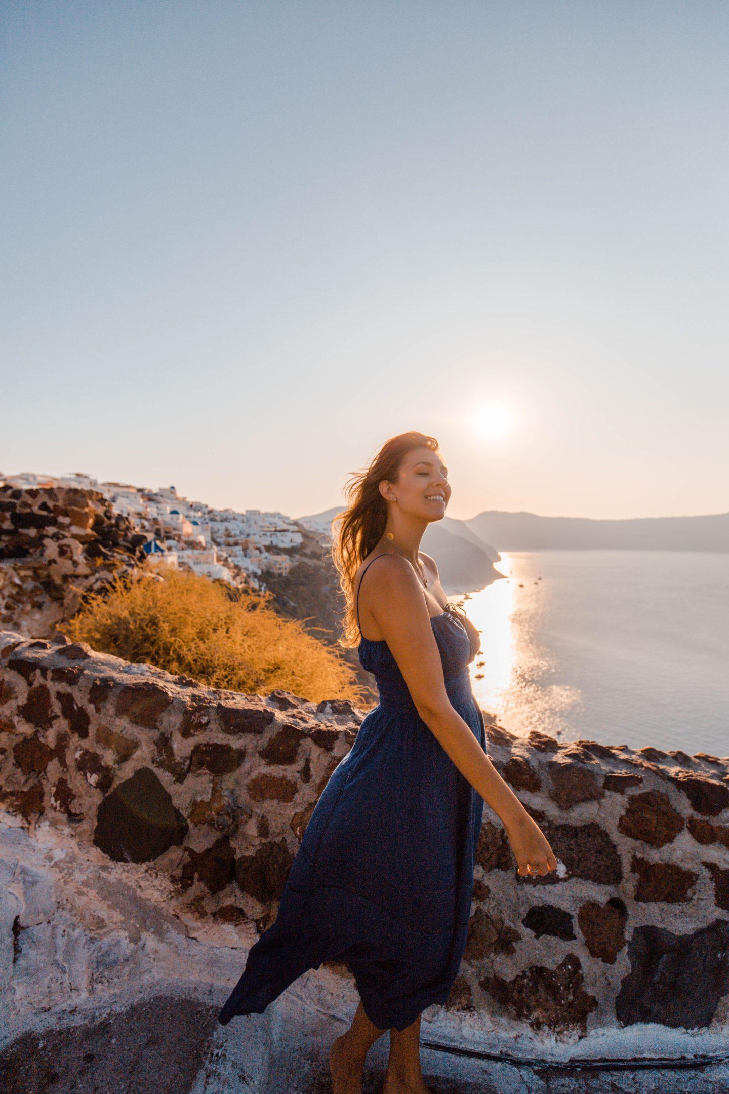 Top Ten Santorini Instagram Spots | Best Locations and Photo Tips | Dana Berez Greece Travel Guide