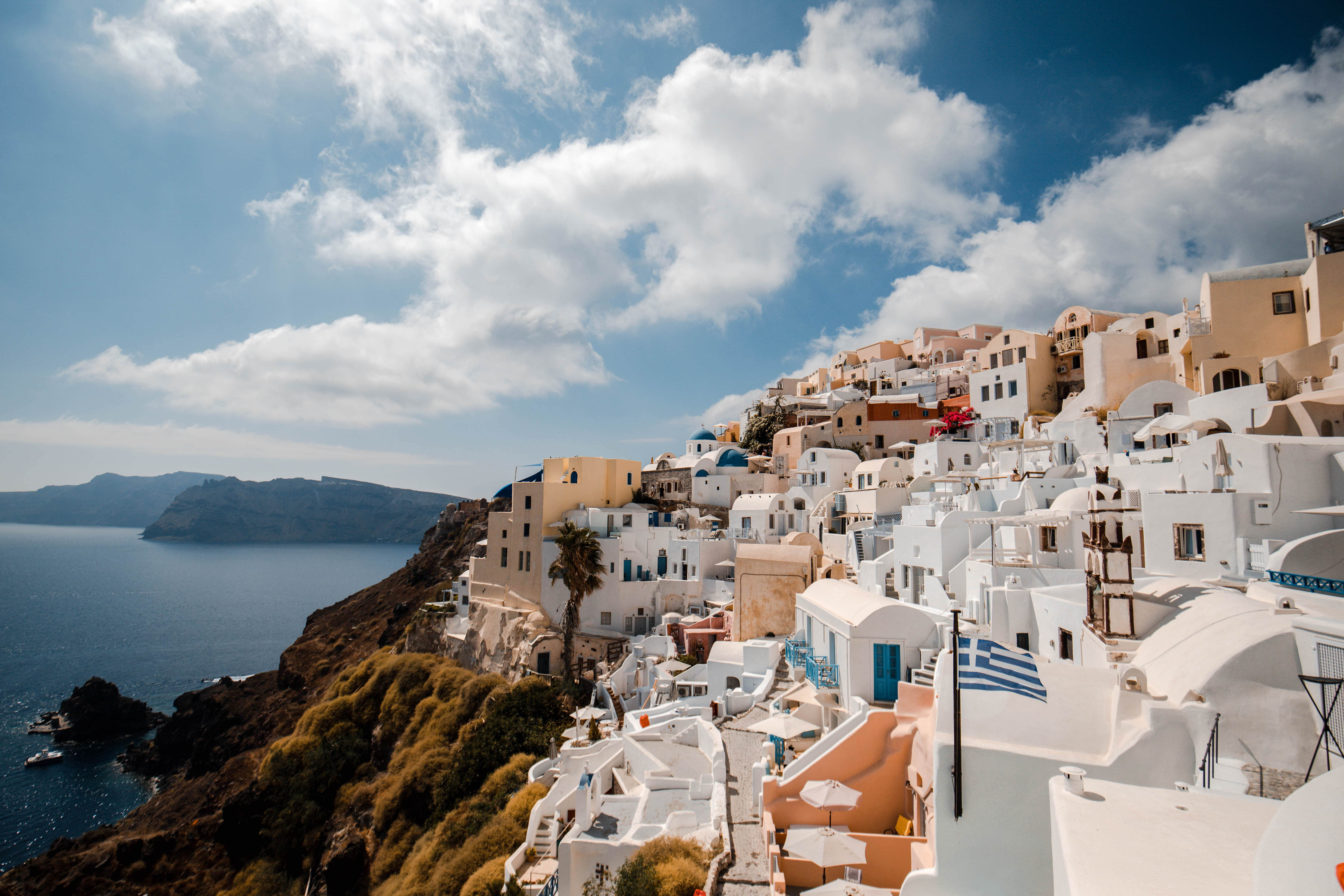Complete Oia Santorini Travel Guide: Everything You need to Know | Dana Berez Greece Travel Guide