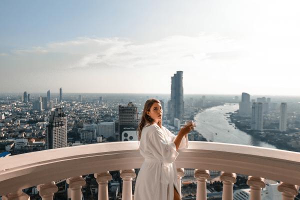 One Week in Thailand Itinerary | Exploring Bangkok, Ayutthaya & Hua Hin| Lebua Hotel Dana Berez Travel
