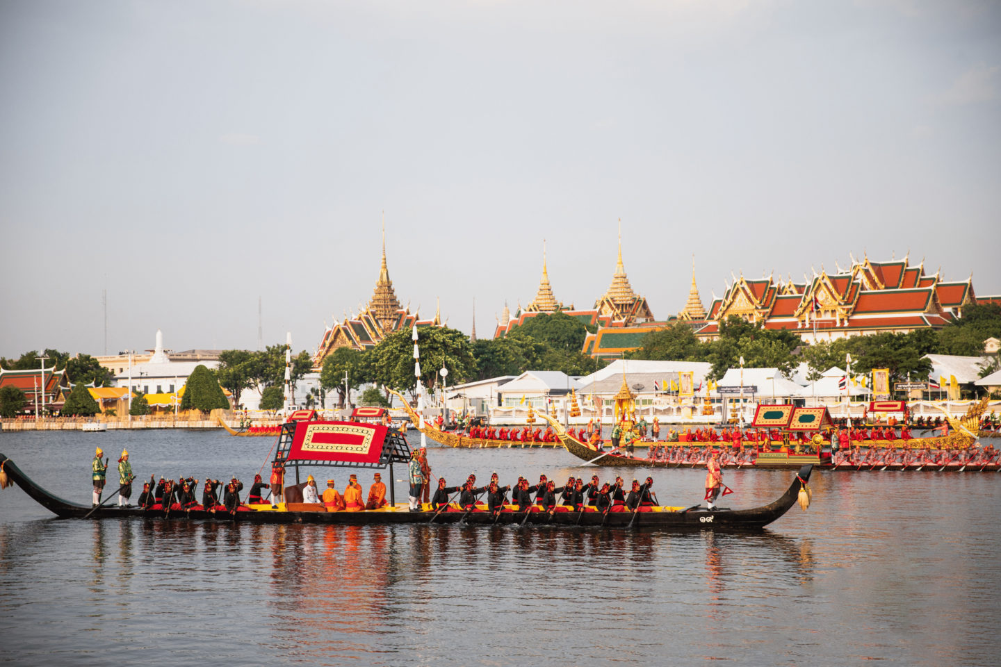 One Week in Thailand Itinerary | Exploring Bangkok, Ayutthaya & Hua Hin | Royal Barge Procession Dana Berez Travel