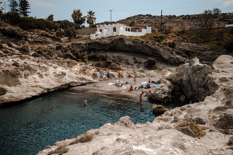 Papafragas Beach