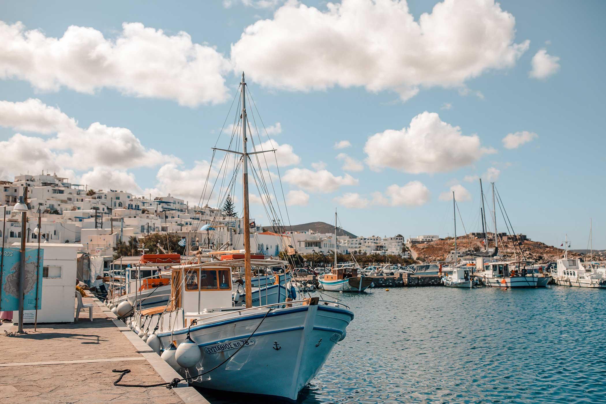 Paros Travel Guide: Exploring the Charm of Naoussa | Paros Greece Photography