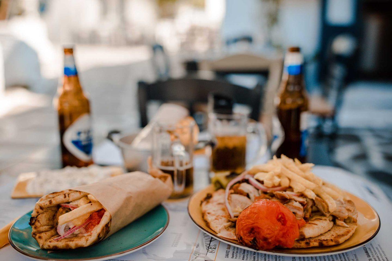 best restaurants Naoussa
