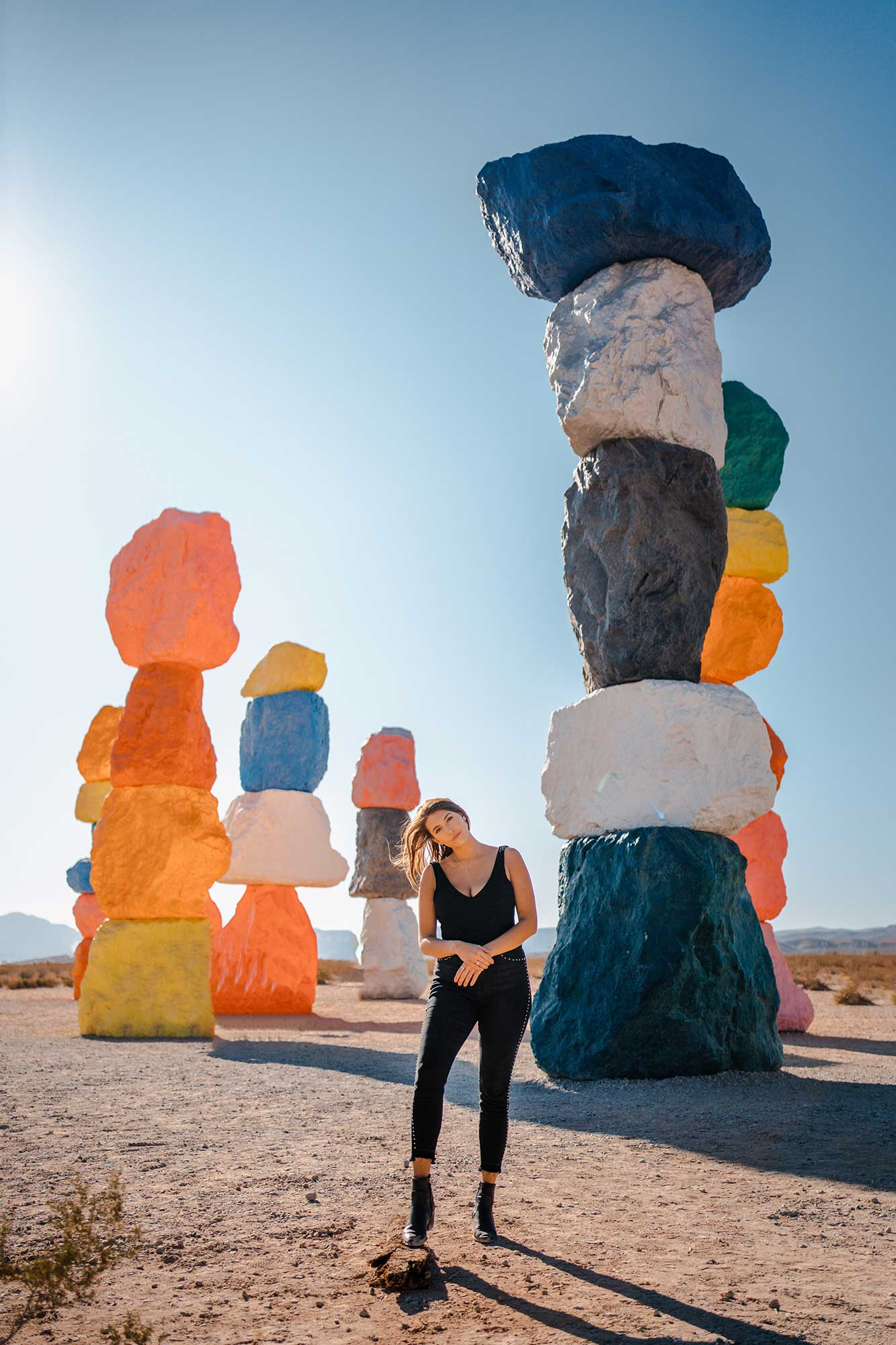 Best Vegas Instagram Spots: Top Locations You Can't Miss on the Strip 7 Magic Mountains