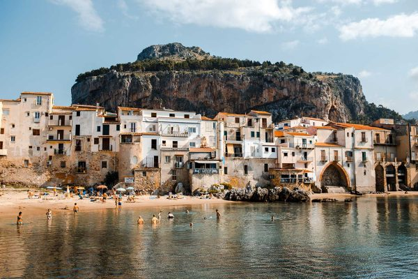 Everything you need to know about visiting Cefalu Sicily in this Cefalu Travel Guide including where to stay, what to do, and why you need to visiting this charming Sicilian Beach Town. Make Cefalu more than a day trip from Palermo and soak up the Italian sun on its amazing beaches. Sicily Italy photography.