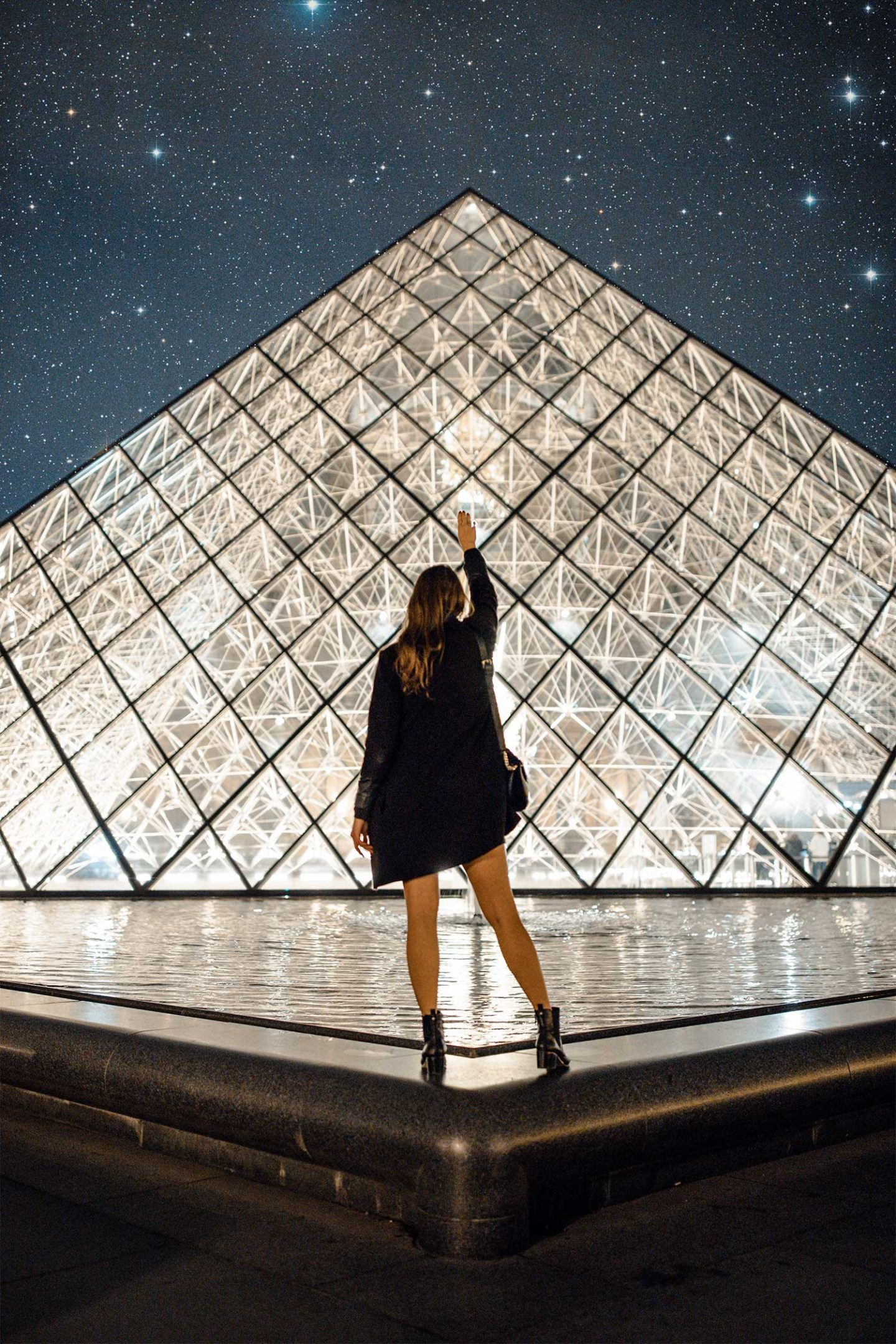 I will show you how to add Stars fast and easy. Photoshop Tutorial under 5 simple steps! Perfect for adding stars to your Instagram photos. Photoshop tutorial for beginners. Paris night photography