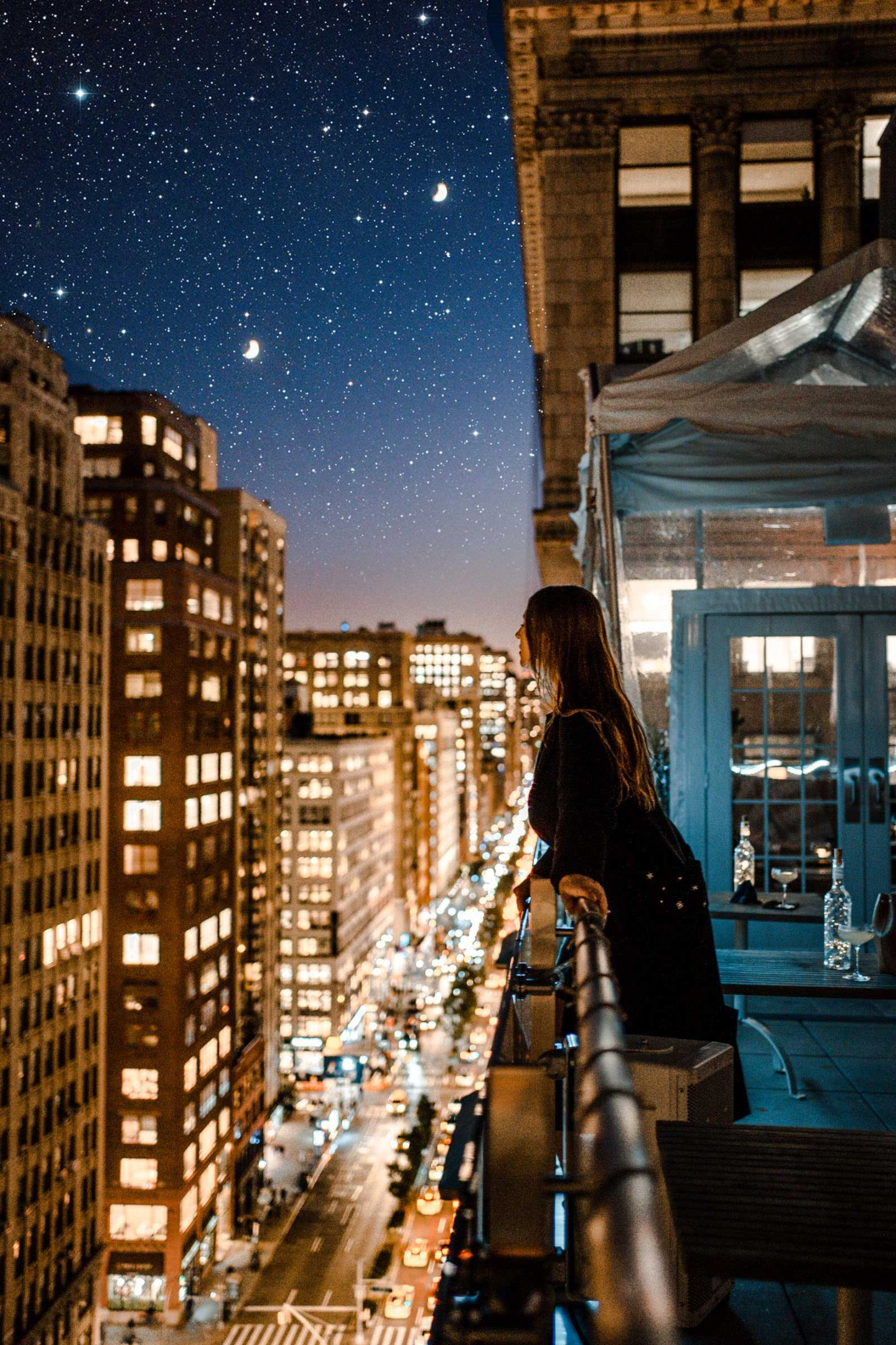 I will show you how to add Stars fast and easy. Photoshop Tutorial under 5 simple steps! Perfect for adding stars to your Instagram photos. Photoshop tutorial for beginners. New York City night photography