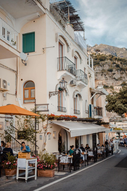 Positano Italy Restaurants