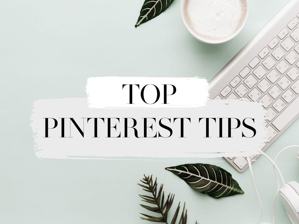 Pinterest Tips for Beginners Dana Berez