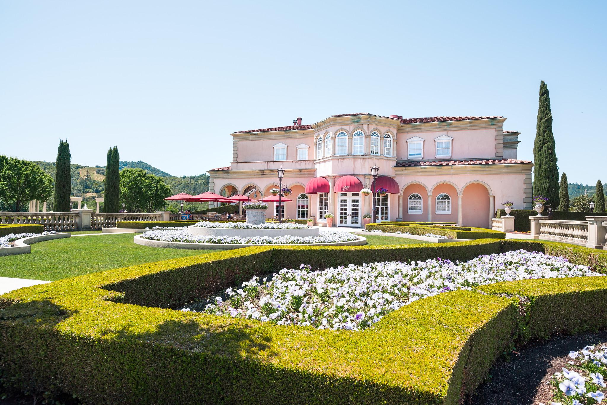 Ferrari-Carano Vineyards