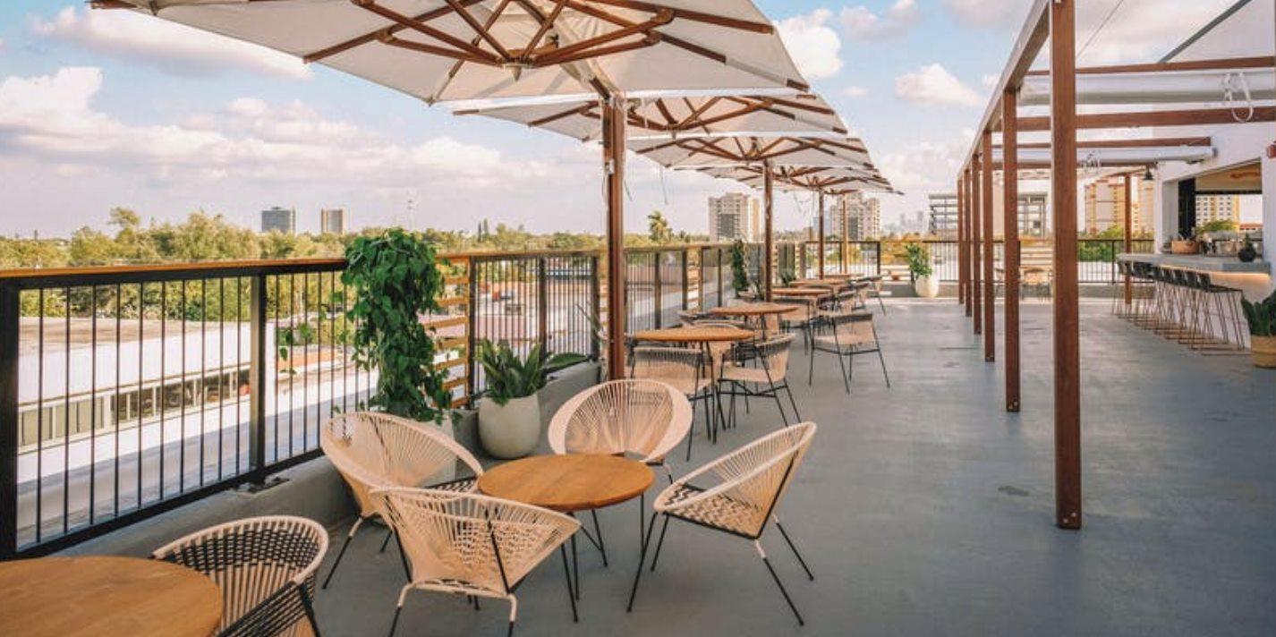 Best Rooftop Bars in Miami