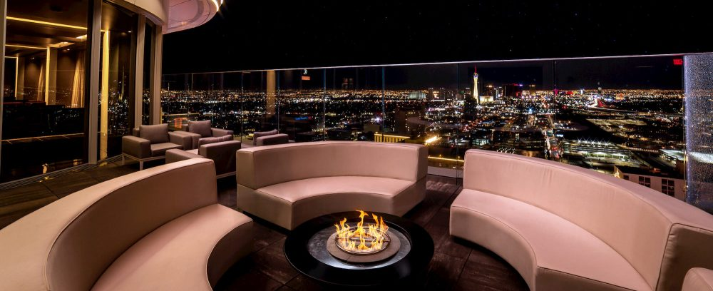 Las Vegas Rooftop Bar