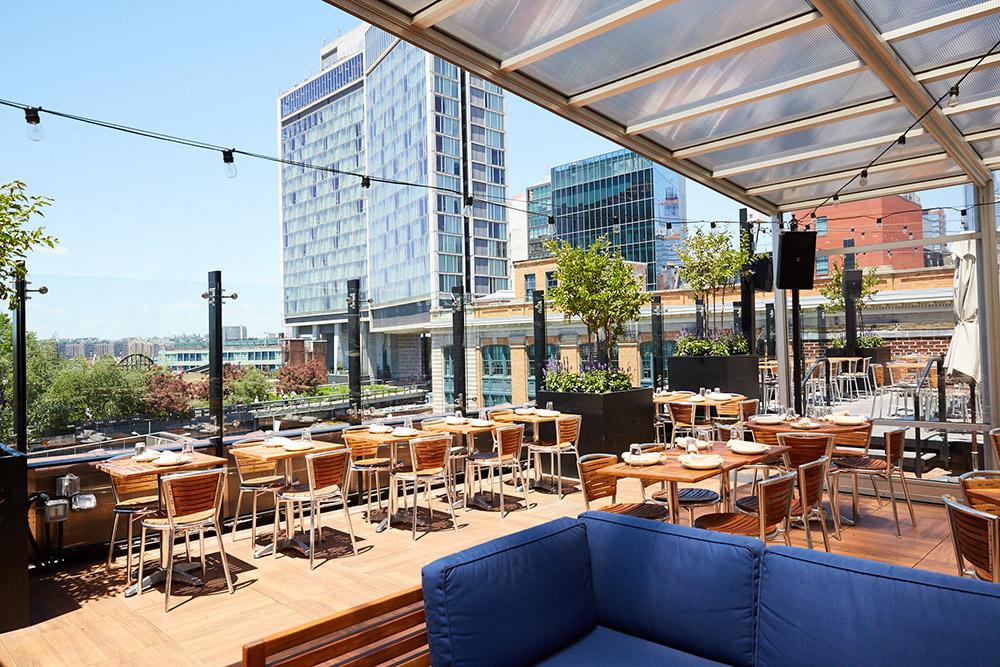 rooftop restaurants in nyc