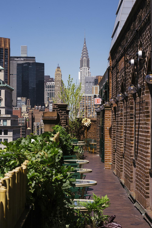 best rooftop restaurants nyc
