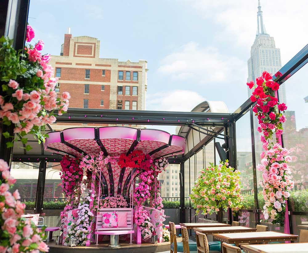 best rooftop restaurants in NYC