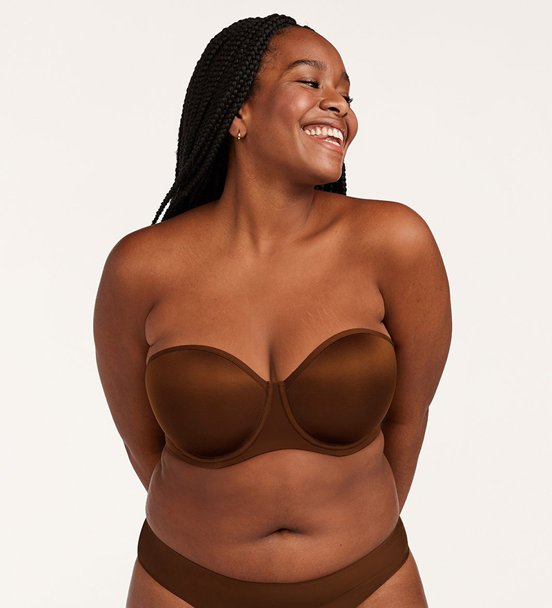 best strapless bras for large busts