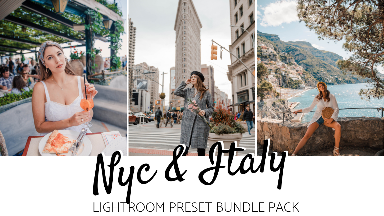 Lightroom Presets Bundle Pack Dana Berez