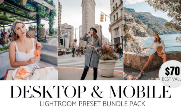 lightroom desktop presets