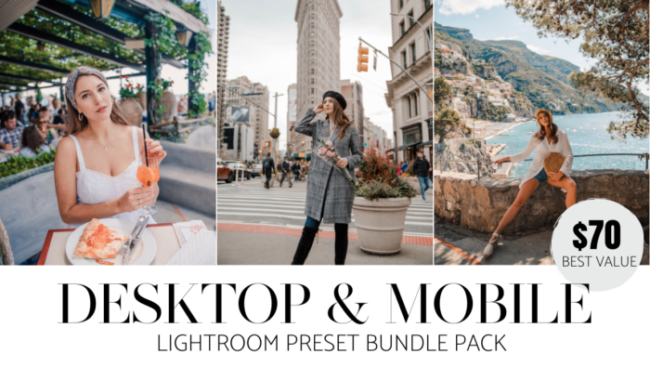 lightroom desktop presets